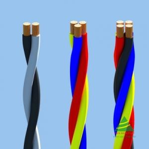 TrCX – 0,6/1 kV CÁP TRIPLEX, RUỘT ĐỒNG, CÁCH ĐIỆN XLPE