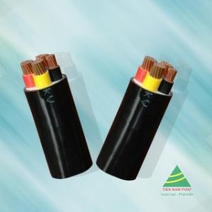 CVV − 0,6/1 kV CÁP ĐIỆN LỰC, RUỘT ĐỒNG, CÁCH ĐIỆN PVC, VỎ PVC