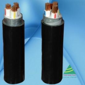 CVV/DATA − 0,6/1 kV & CVV/DSTA − 0,6/1 kV CÁP ĐIỆN LỰC, RUỘT ĐỒNG, CÁCH ĐIỆN PVC, GIÁP BĂNG KIM LOẠI, VỎ PVC