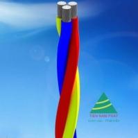 TrAV – 0,6/1 kV CÁP TRIPLEX, RUỘT NHÔM, CÁCH ĐIỆN PVC