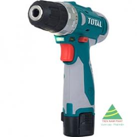 12V Máy khoan vặn vít dùng pin Li-ion TOTAL TDLI228120