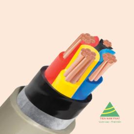CÁP ĐIỆN KẾ DK - CVV - 0.6/1 kV