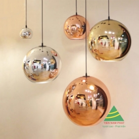 BALL LIGHT GOLD
