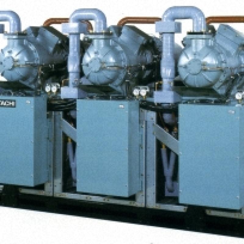 Chiller giải nhiệt bằng nước ( R22, R407C, R410A)