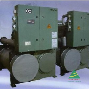 Chiller giải nhiệt bằng nước (R407C, R22)