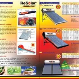 Máy nước nóng năng lượng SOLAR
