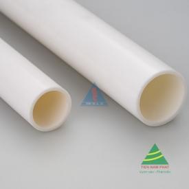 Ống luồn tròng PVC cứng, chống cháy, chịu lực 720N