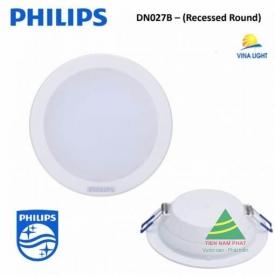 Đèn led âm trần 22W D200 DN027B Philips