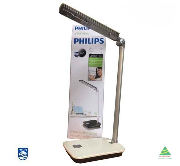 Đèn led bàn học 66018 Edge Philips