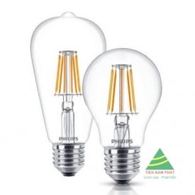 Đèn led bulb 7.5W E27 230V 806Lm ST64,A60 Filament
