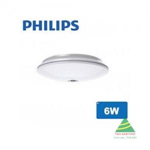 Đèn led ốp trần 62233 6W cảm ứng Philips