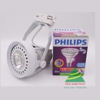 Đèn rọi thanh ray Philips PAR 20W 1800LM 15D 36D