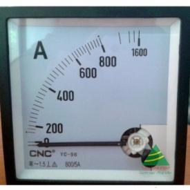 Đồng hồ Ampe CNC