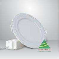 LED Panel tròn đổi màu 04L 6W khoét trần 90