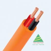 FMC – Cu/FR-PVC/FR-PVC 0.6/1kV
